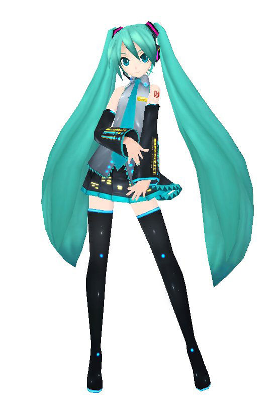 Hatsune miku project diva 2nd segabits 1 source for sega news - Hatsune miku project diva ...