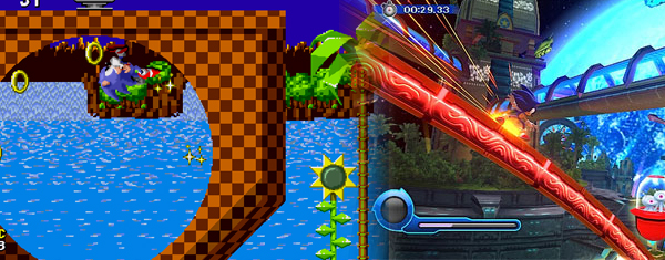 Sonic levels that should be in Sonic Anniversary » SEGAbits - #1