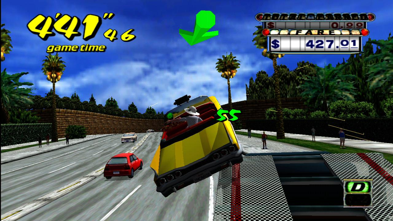 Review: Crazy Taxi (PSN) » SEGAbits - #1 Source for SEGA News