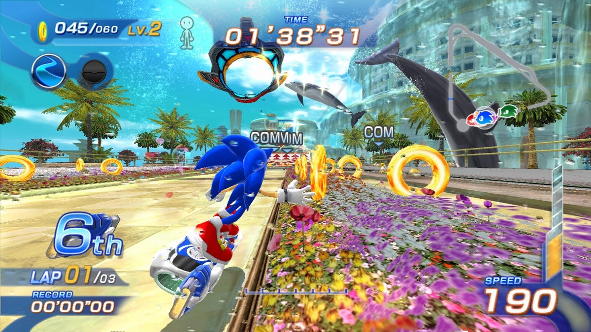 Sonic riders download.