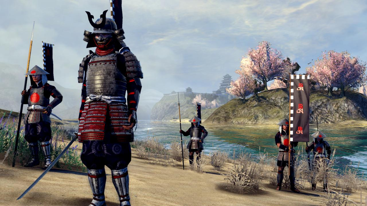 descargar shogun total war