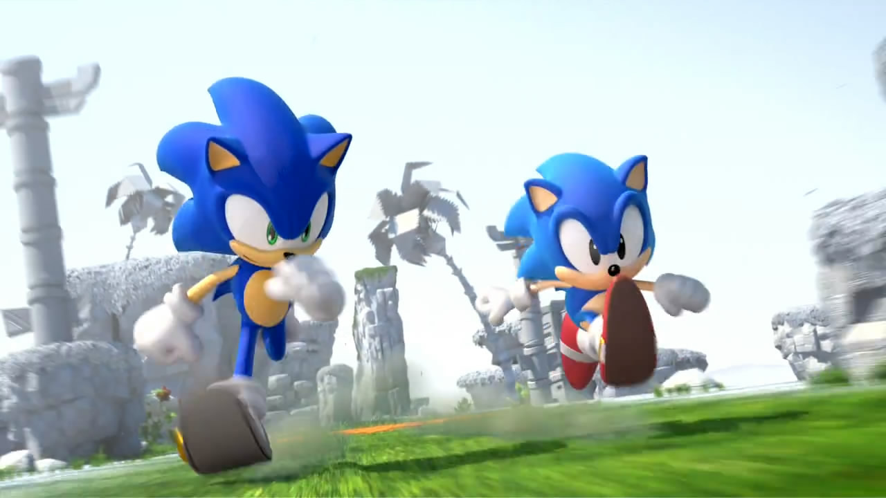 Sonic Generations » SEGAbits - #1 Source for SEGA News