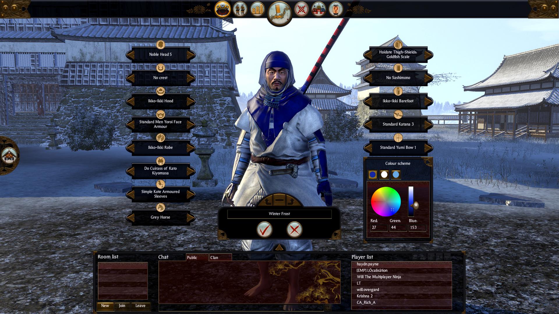 Total War Warhammer Army Builder