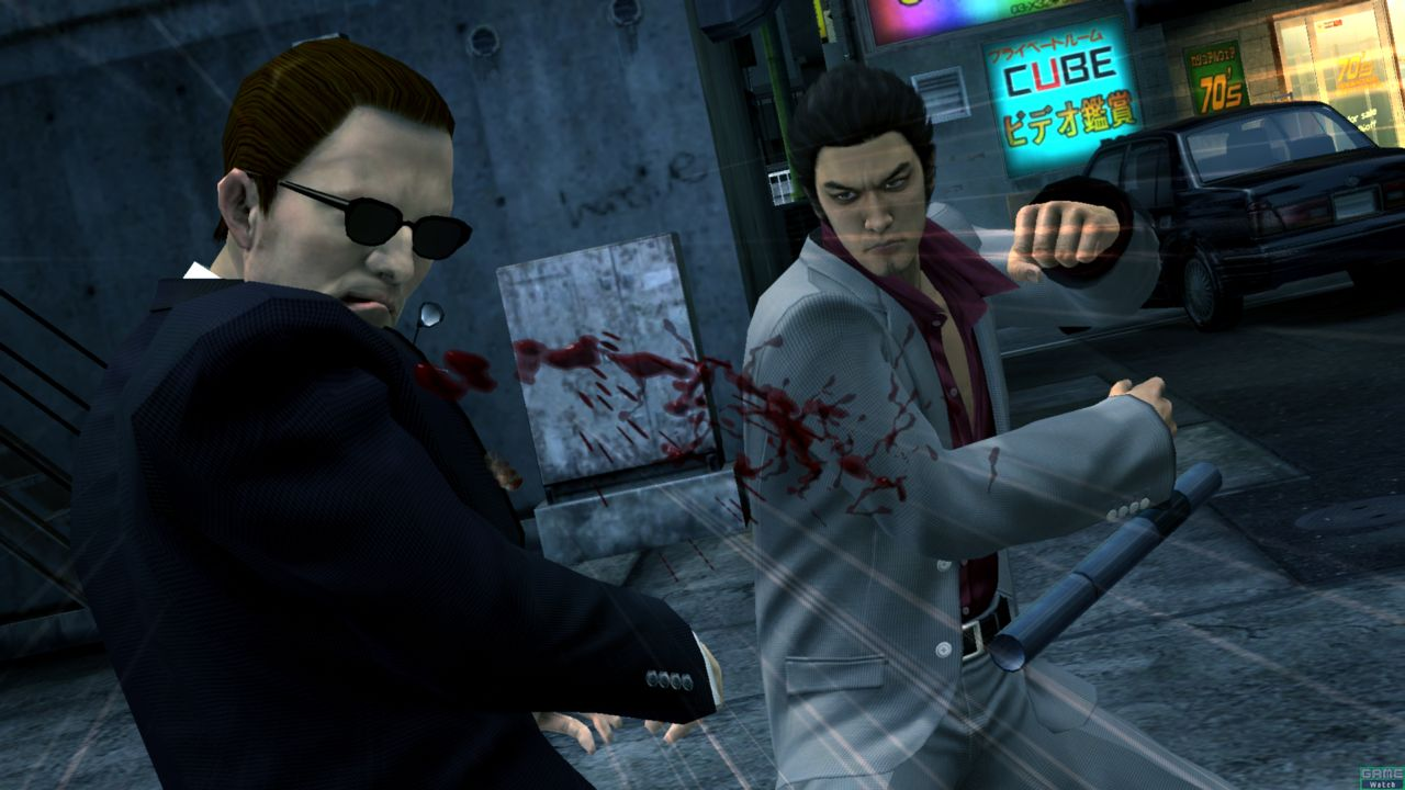 Yakuza 3 » SEGAbits - #1 Source for SEGA News