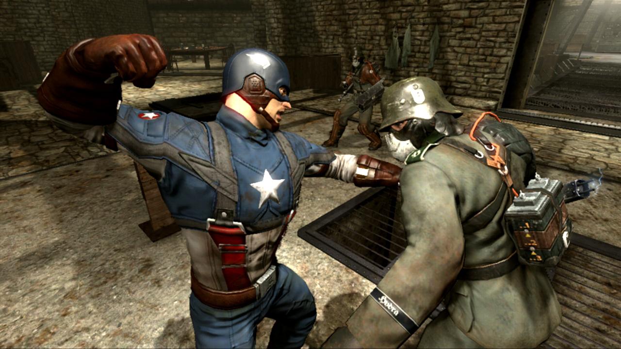 Captain America: Super Soldier - Xbox 360 - GameSpy