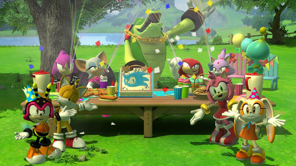 New Generations 3DS Stage Revealed PLUS HD Birthday Picnic